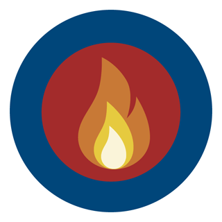 Fire Industry Icon
