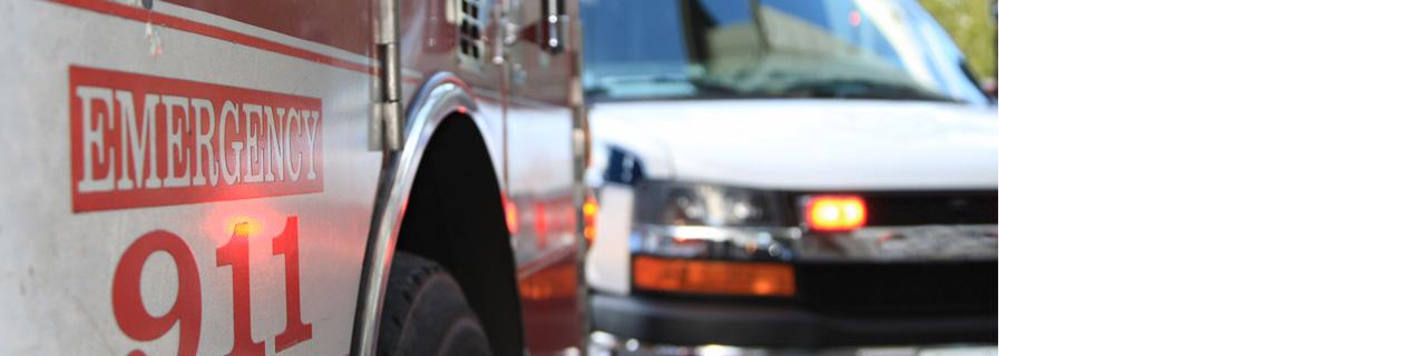 Fire Truck & Ambulance