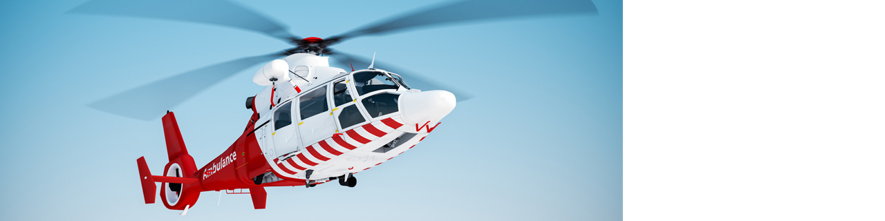Flight Medical Helicopter - Scheduling for Air Medical