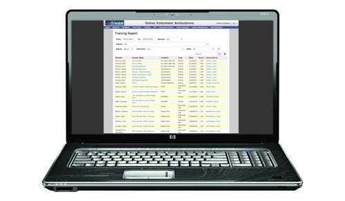 Certification Tracking for EMTs & Paramedics